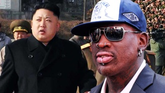 Dennis Rodman Talks About Doing Karaoke With Kim Jong-un And Bursts Into Tears In A Bizarre 'GMA' Interview