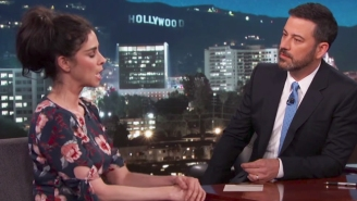 Sarah Silverman Opens Up About Nearly Dying In An Honest And Friendly Chat With Her Ex, Jimmy Kimmel