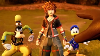 'Kingdom Hearts III' Has A New Trailer, But Its Release Still Seems Like A Far Off Dream