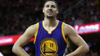 Report: The Warriors Are 'Planning' To Offer Klay Thompson The Five-Year Max