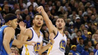Coaches Say Klay Thompson, Not Steph Curry, Is The Ideal 3-Point Shooter For The Warriors