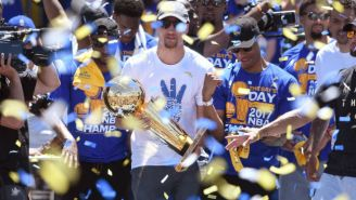 Klay Thompson's Dad Thinks The Warriors Can Win Another Four Titles In Five Years