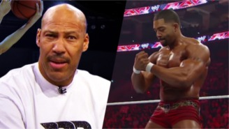 David Otunga Wants LaVar Ball Back In WWE And Is Begging Vince McMahon To Make It Happen
