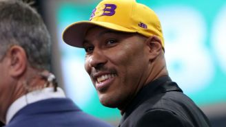 Adidas Apologized For Giving In To LaVar Ball's Request To Have A Female Ref Removed