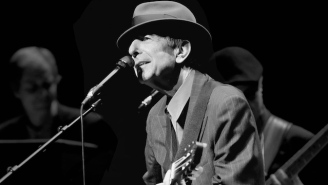 A Massive Leonard Cohen Retrospective Is Opening In Montreal This Fall