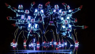 These Light Up Dancers On 'America's Got Talent' Might Be The Coolest Act Of The Season