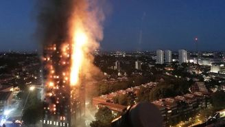 A Fire In A London Apartment Building Kills At Least Six People And Sends Dozens More To The Hospital