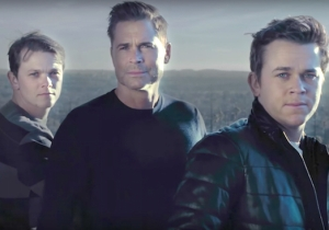 Rob Lowe Investigates Aliens With His Family In The Completely Bonkers 'The Lowe Files' Trailer