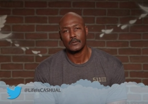This Is Probably The Mean Tweet Karl Malone Refused To Read On 'Kimmel'