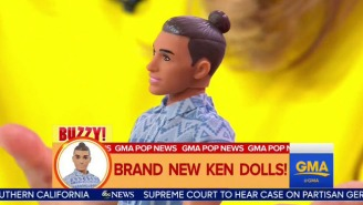 New Ken Dolls Featuring Everything From Man Buns To Dadbods Are Causing Quite The Stir