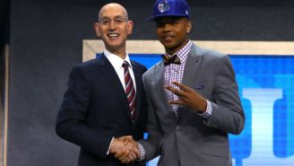 Markelle Fultz Fired Off A Pre-Written Instagram Post A Bit Too Early On Draft Night