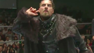 There's One Former WWE Wrestler Marty Scurll Wants To Bring Out Of Retirement