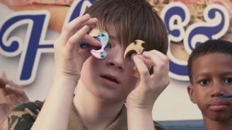 That Viral Fidget Spinner Rap Kid Is Now Playing Mad Decent's Block Party