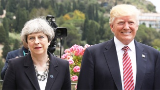 Trump Has Reportedly Delayed His Visit To The U.K. Because He Fears 'Large Scale Protests'