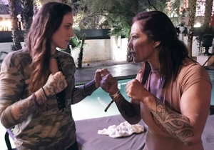 Cris Cyborg And Megan Anderson Are Reportedly Rebooting The UFC Women's Featherweight Division