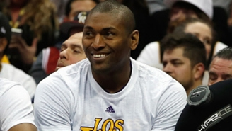 Metta World Peace Dropped A New Track Called 'Hennessy At Halftime'