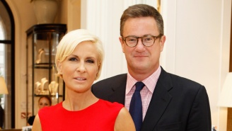 Joe And Mika From 'Morning Joe' Allege That The Trump White House Tried To Blackmail Them With A National Enquirer Smear Piece