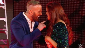 Mike And Maria Kanellis Made Their Surprise Debut At WWE Money In The Bank