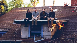 How Manchester Orchestra Grew Up And Re-Invented Themselves On 'A Black Mile To The Surface'