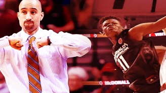 A Five-Star Basketball Recruit's Half-Brother Made Disastrous Claims Of Improper Benefits