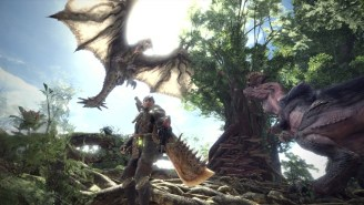 'Monster Hunter: World' Will Likely Deliver The Epic Encounters You Crave