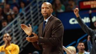 Monty Williams Will Receive The Inaugural Sager Strong Award At The NBA Awards