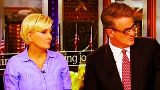 'Morning Joe' Co-Hosts Fire Back At Trump, Calling Him 'Not Well' And Someone Who 'Fears Women'