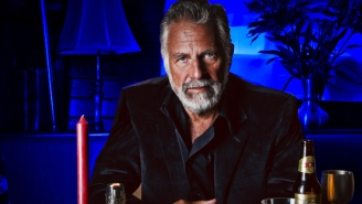 The 'Most Interesting Man In The World' Is Back, And He's Pitching A New Drink