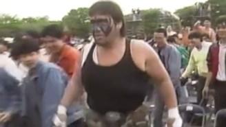 Japanese Hardcore Wrestling Legend Mr. Pogo Has Passed Away At Age 66