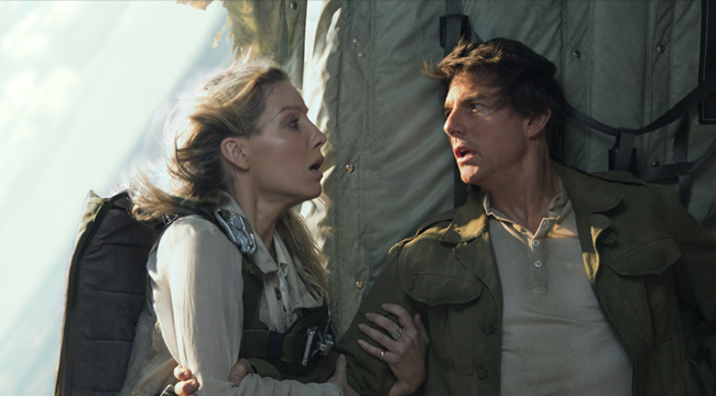 'The Mummy' Will Have You Feeling That Old 'I've Just Seen A Hollywood Movie' Feeling