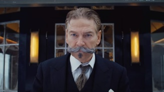 The First 'Murder On The Orient Express' Trailer Puts Kenneth Branagh's Mustache On The Case