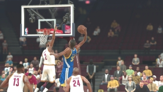 We Simulated Game 4 Of The NBA Finals On NBA 2K17 To See If The Warriors Can Sweep The Cavs