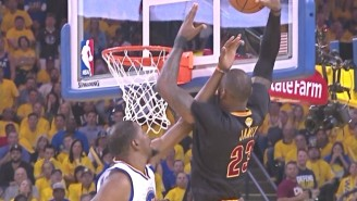 LeBron James Absolutely Yammed On Kevin Durant With No Regard For Human Life