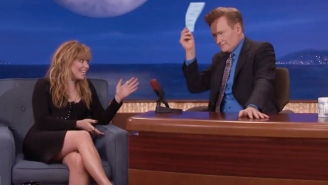 Everyone Needs To Watch Natasha Lyonne Talk About Almost Having A Netflix Orgy On 'Conan'
