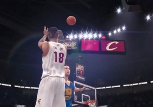 'NBA Live 19' Is Getting A Significant Upgrade With 'Madden's' Real Motion Tech
