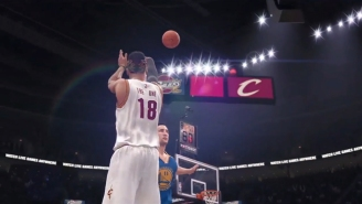 'NBA Live 18's' Trailer Makes It Look Like A Serious Competitor To The 'NBA 2K' Franchise