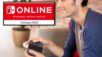 The Details For Nintendo Switch's Online Service Have Arrived