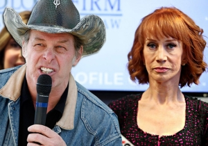 Ted Nugent Responds To Kathy Griffin With A Confusing Defense Of His Past Controversies