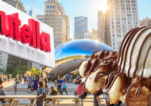 The Nutella Café Deserves To Be Part Of The Classic Chicago Experience