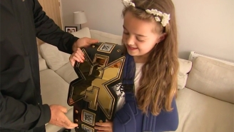 WWE NXT Stars Created A Special Moment For One Of The Victims Of The Manchester Attack