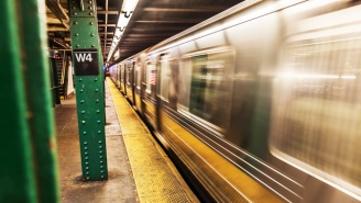 Two Subway Trains Have Derailed In New York City, Causing Chaos And Delays