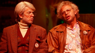 John Mulaney And Nick Kroll On How Everything About 'Oh, Hello On Broadway' Is By Design