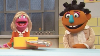 'Sesame Street' Continues Teaching Kids About Prestige TV With An 'Orange Is The New Black' Parody