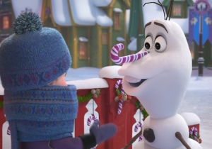 Disney's Festive Short 'Olaf's Frozen Adventure' Is Hopped Up On Holiday Cheer In Its Debut Trailer