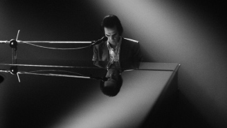 Live In Los Angeles, Nick Cave Is The Patron Saint Of Ferocious Intimacy