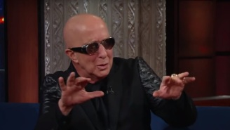 Paul Shaffer Jokingly Described His Return To 'The Late Show' Stage As 'Being On Acid A Little Bit'