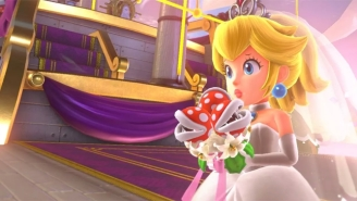 'Super Mario Odyssey' Has Fans Wondering About Mario's Sex Life