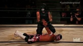 The Over/Under On Lucha Underground Season 3 Episode 22: Eye On The Prize