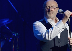 Phil Collins Announced His First North American Tour In 11 Years