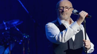 Phil Collins Was Hospitalized After A Fall And Is Postponing Shows